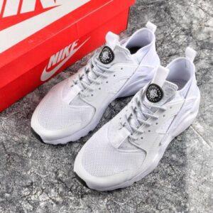 Nike Air Huarache Run Ultra White 1