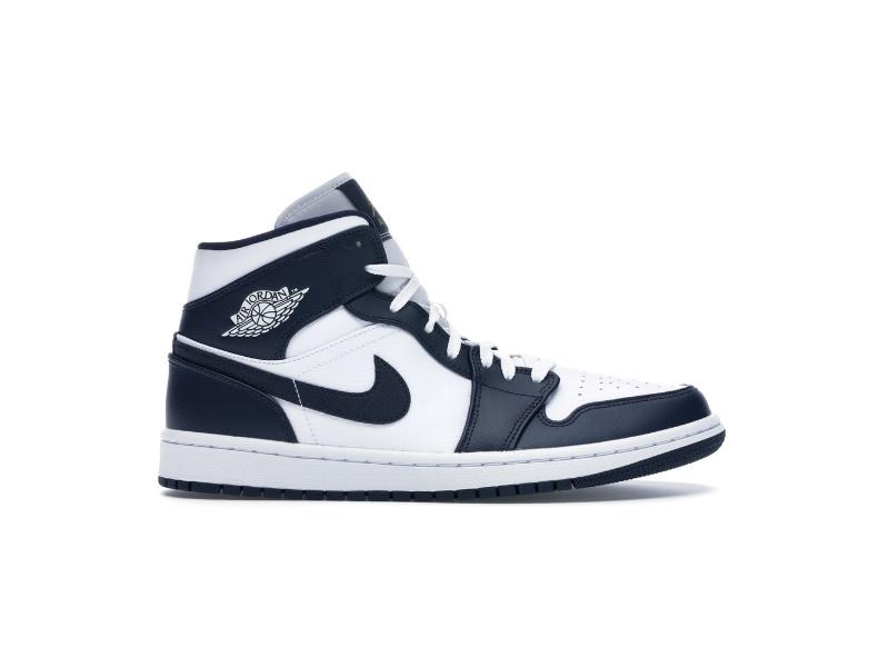 Nike Air Jordan 1 Mid Obsidian