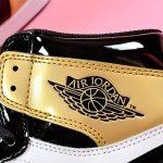 Nike Air Jordan 1 Retro High OG NRG Gold Toe 10