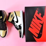 Nike Air Jordan 1 Retro High OG NRG Gold Toe 15