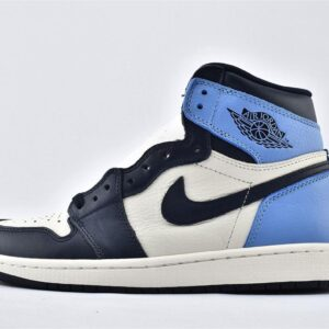 Nike Air Jordan 1 Retro High OG Obsidian 1