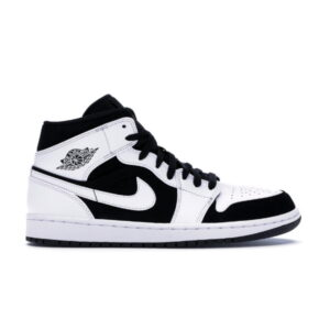 Nike Air Jordan 1 Retro Mid Tuxedo