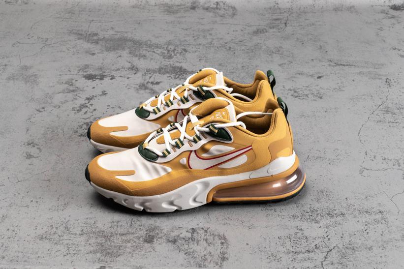 Nike Air Max 270 React Reggae 2