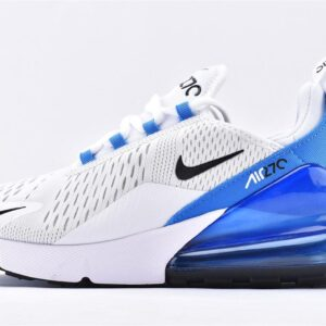 Nike Air Max 270 White Black Photo Blue 1