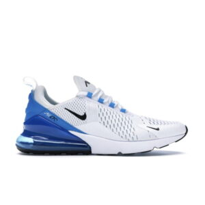 Nike Air Max 270 White Black Photo Blue