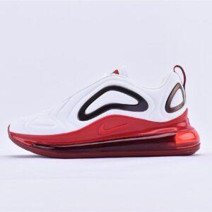 Nike Air Max 720 White Hyper Crimson W 1