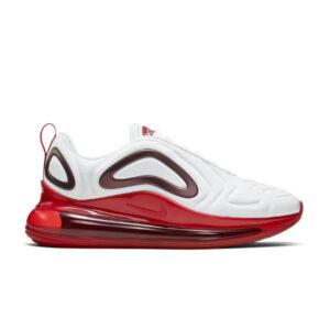 Nike Air Max 720 White Hyper Crimson W