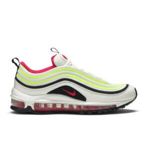 Nike Air Max 97 GS White Rush Pink Volt
