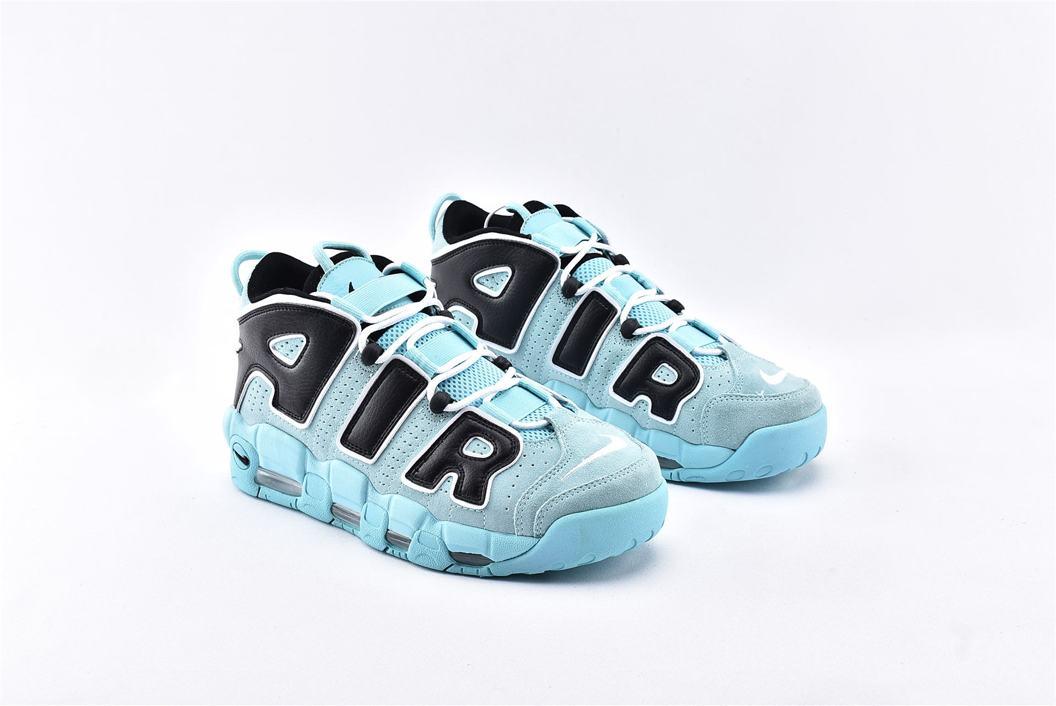 Nike Air More Uptempo Light Aqua 2