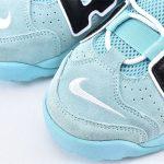 Nike Air More Uptempo Light Aqua 3