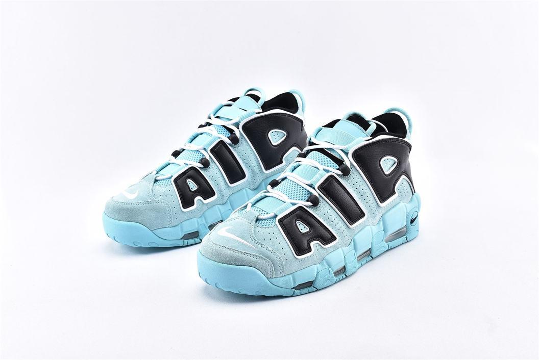 Nike Air More Uptempo Light Aqua 5