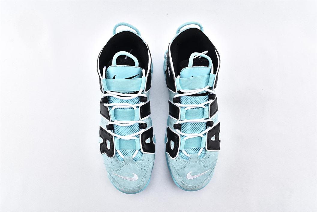 Nike Air More Uptempo Light Aqua 6