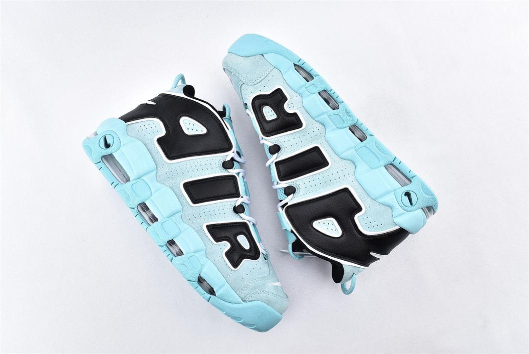 Nike Air More Uptempo Light Aqua 7