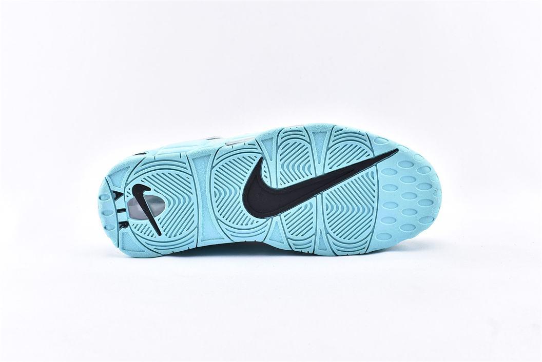 Nike Air More Uptempo Light Aqua 8
