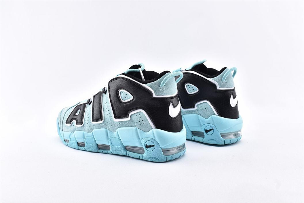 Nike Air More Uptempo Light Aqua 9
