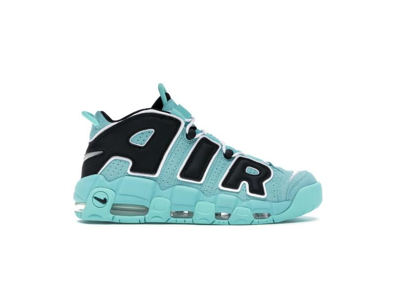 Nike Air More Uptempo Light Aqua