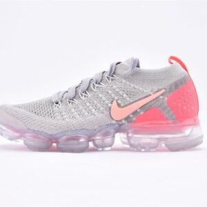 Nike Air VaporMax 2 Atmosphere Grey Crimson Pulse W 1