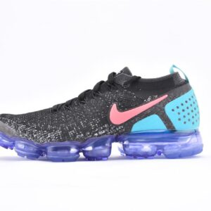 Nike Air VaporMax 2.0 Black Hot Punch 1