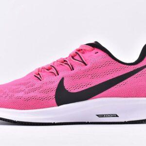 Nike Air Zoom Pegasus 36 Hyper Pink Black W 1