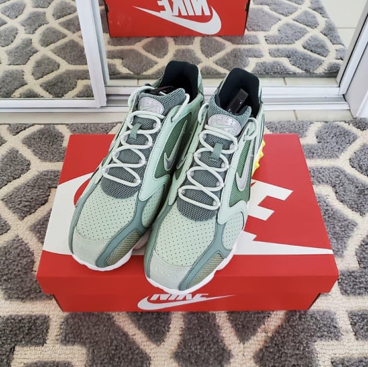 Nike Air Zoom Spiridon Cage 2 Pistachio Frost 2