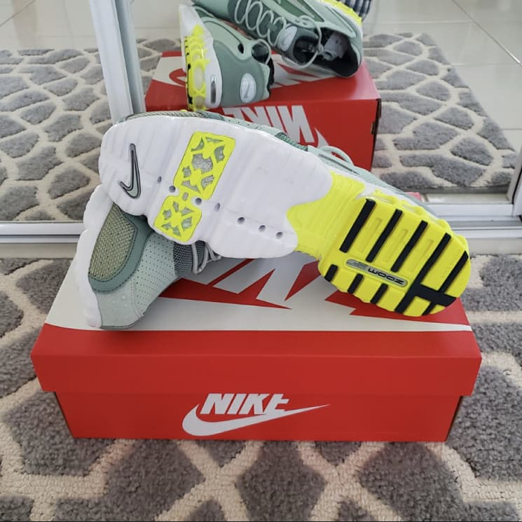 Nike Air Zoom Spiridon Cage 2 Pistachio Frost 4
