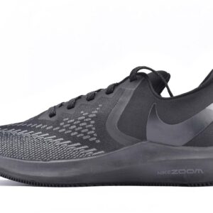 Nike Air Zoom Winflo 6 Triple Black 1