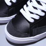 Nike Blazer Mid 77 Vintage Black Canvas 6