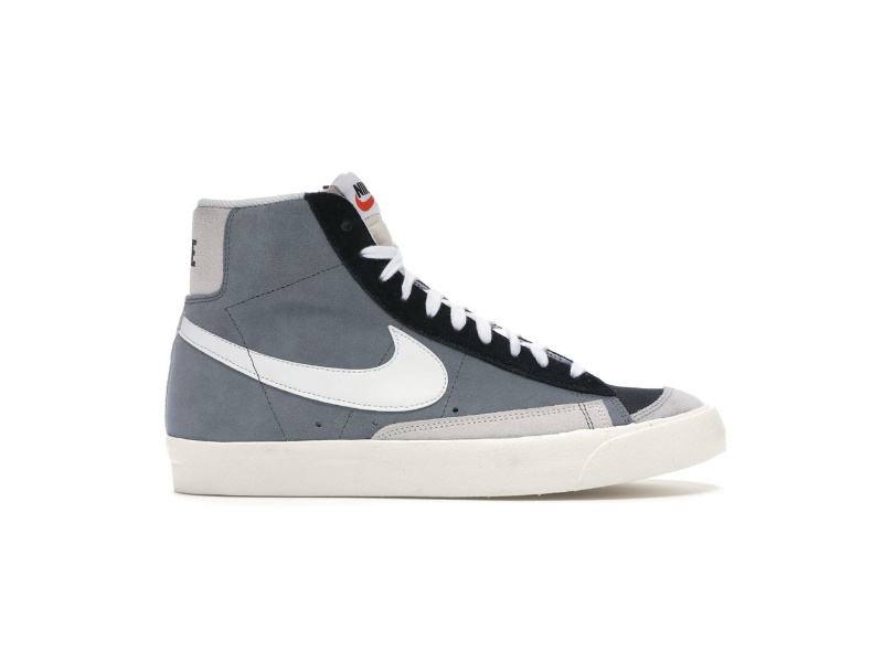 Nike Blazer Mid 77 Vintage Cool Grey White Black