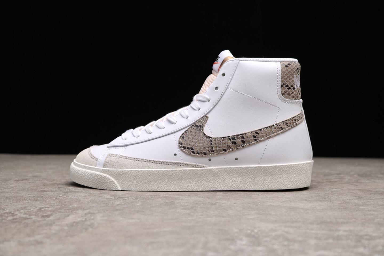 Nike Blazer Mid 77 Vintage Snakeskin Swoosh 1