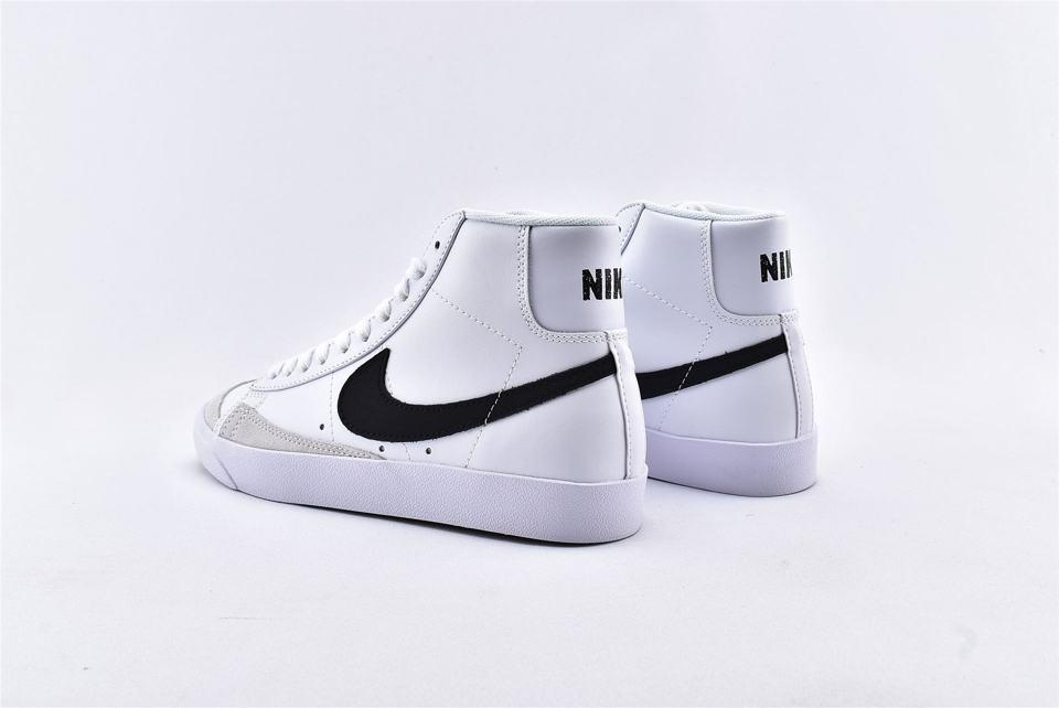 Nike Blazer Mid 77 Vintage White Black 9
