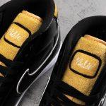 Nike Blazer Mid Black Wheat Gold W 3