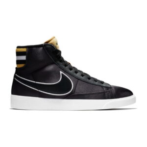 Nike Blazer Mid Black Wheat Gold W