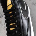 Nike Blazer Mid Black Wheat Gold W 6
