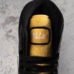 Nike Blazer Mid Black Wheat Gold W 7
