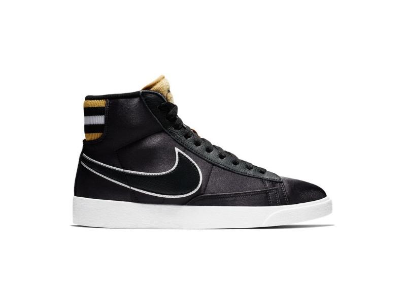Nike Blazer Mid Black Wheat Gold W