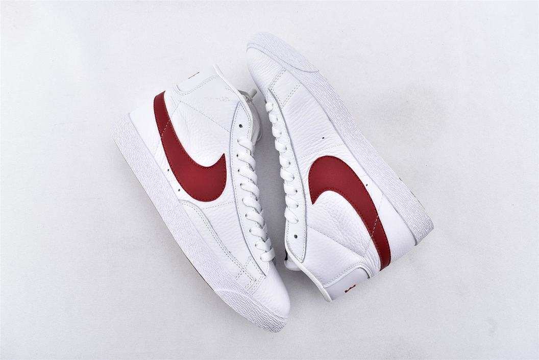 Nike Blazer Mid Retro Team Red 3