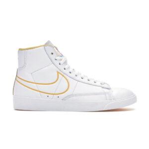 Nike Blazer Mid White Topaz Gold W