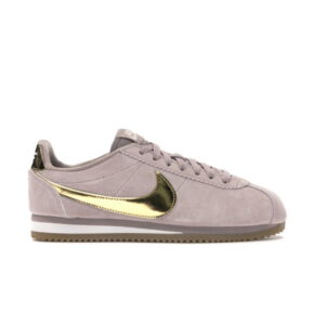 Nike Classic Cortez SE Diffused Taupe Metallic Gold W