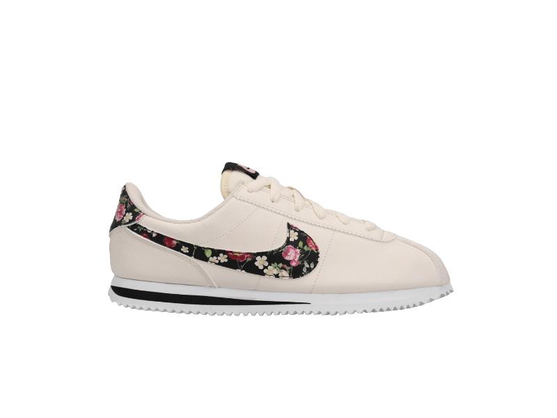 Nike Cortez Basic Vintage Floral GS Pale Ivory