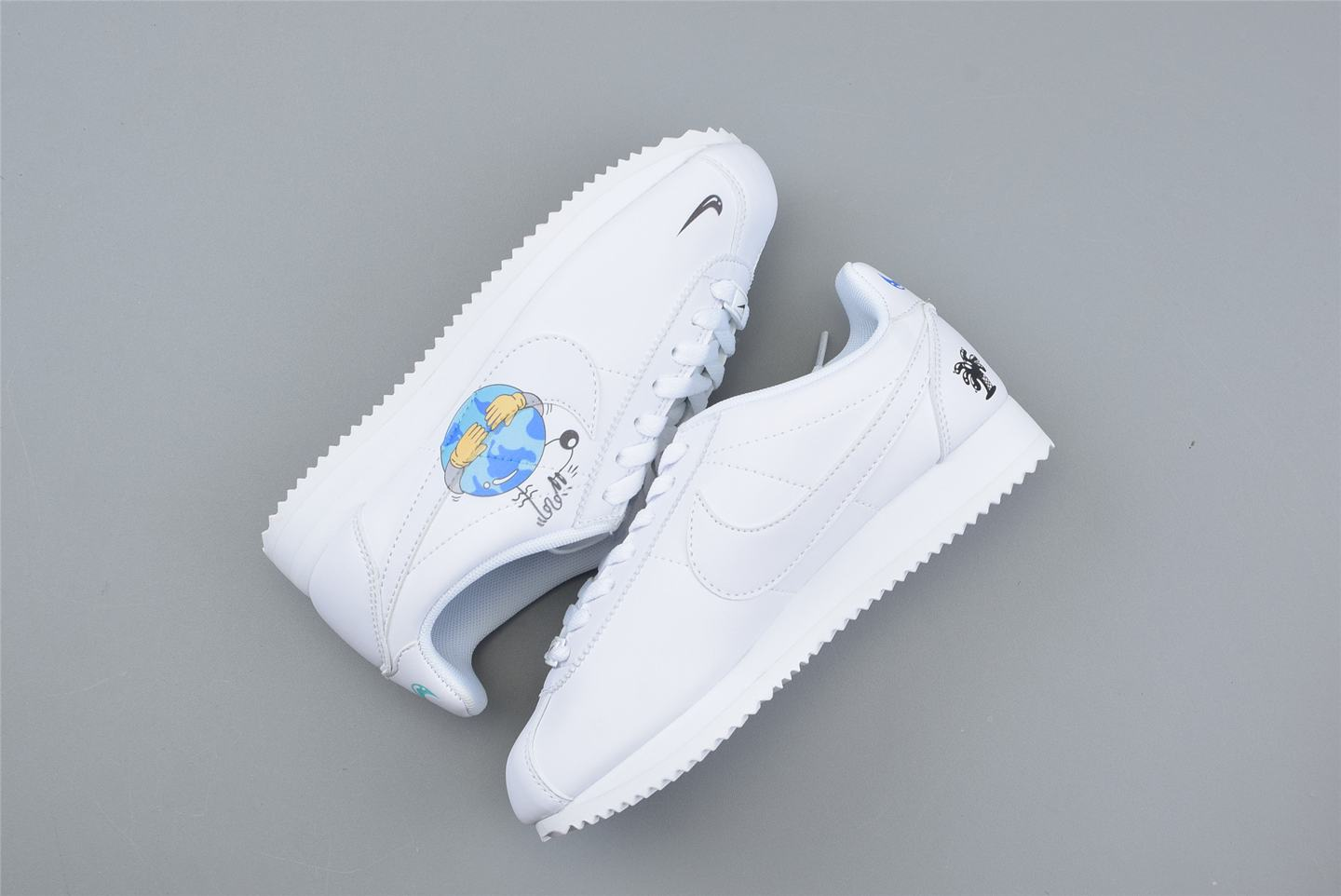 Nike Cortez Flyleather Steve Harrington Earth Day 2019 3