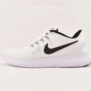 Nike Free RN White 1