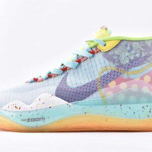 Nike KD 12 Peach Jam 1