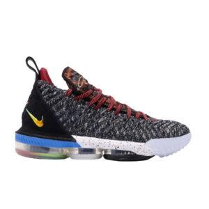Nike LeBron 16 1 Thru 5