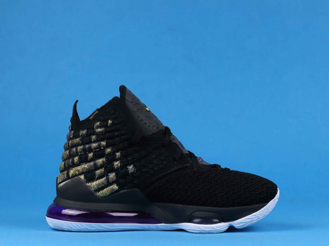 Nike LeBron 17 Lakers 3