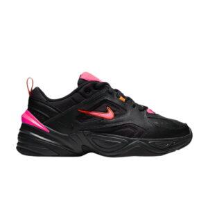 Nike M2K Tekno Black Hot Pink