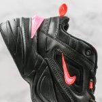 Nike M2K Tekno Black Hot Pink 6