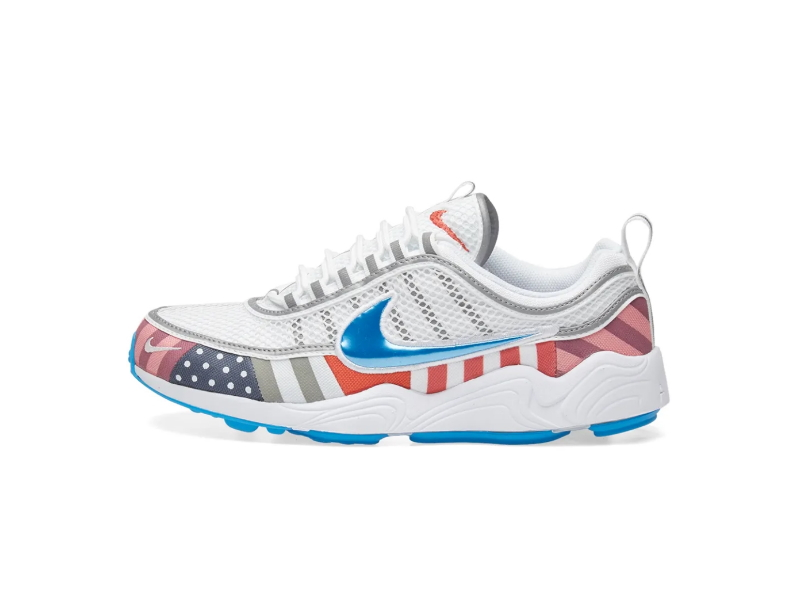 Nike Parra x Zoom Spiridon White Multi 1