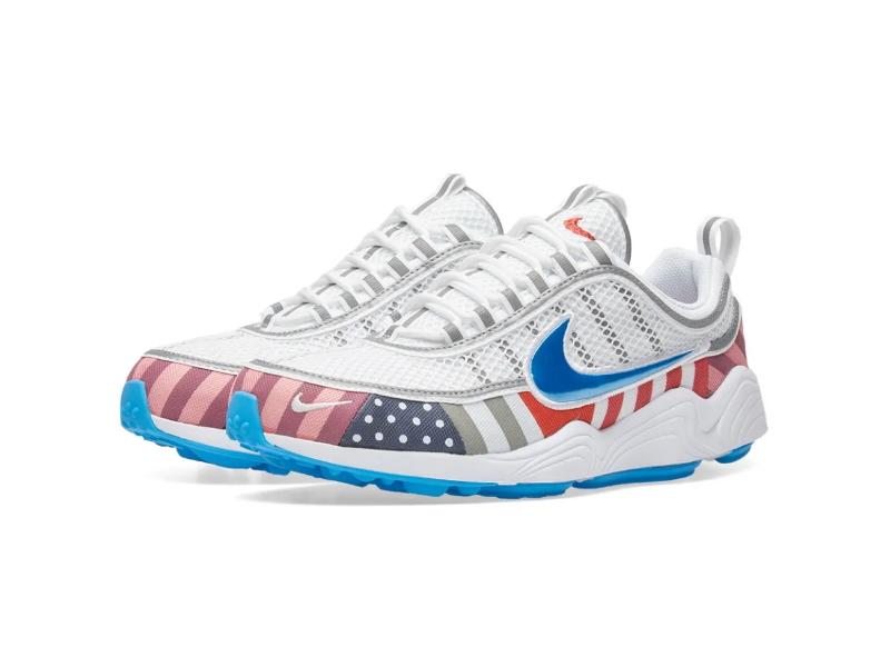 Nike Parra x Zoom Spiridon White Multi 2