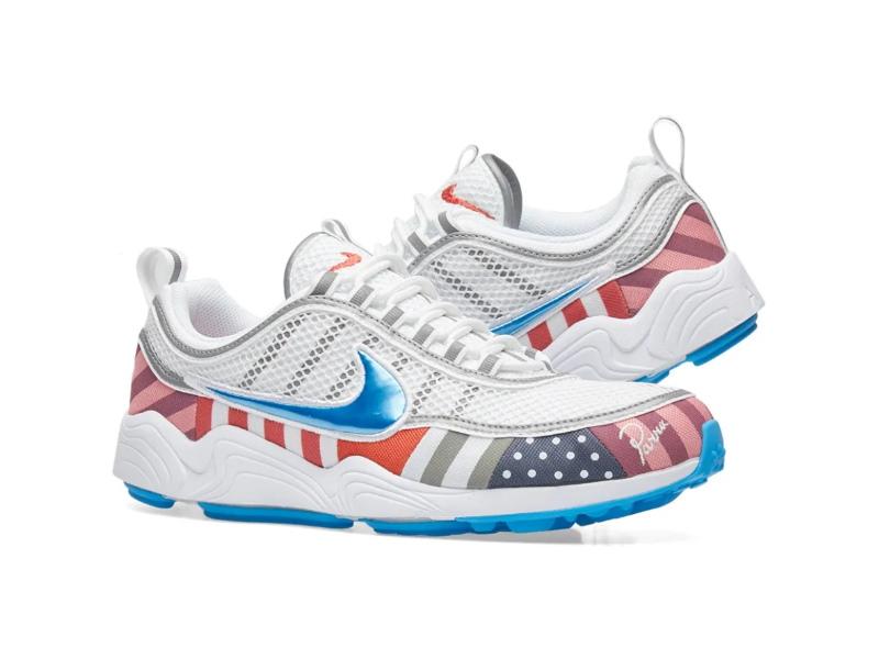 Nike Parra x Zoom Spiridon White Multi 3