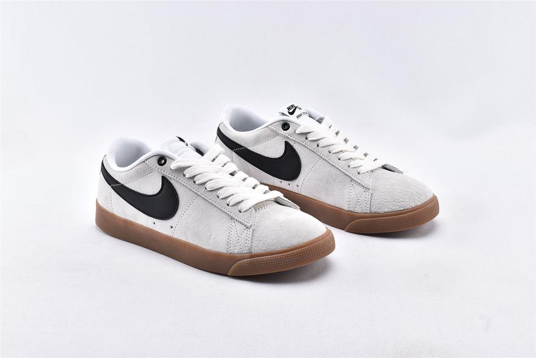 Nike SB Blazer Low GT Ivory Black Gum 2